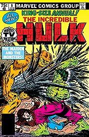 Incredible Hulk (1962-1999) Annual #8