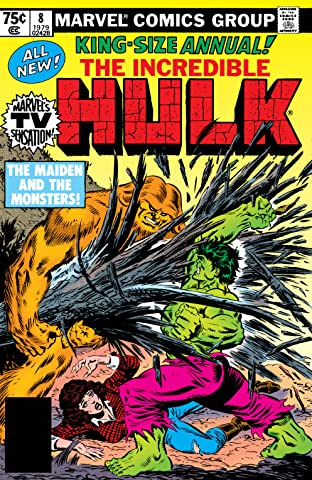 Incredible Hulk (1962-1999) Annual #8