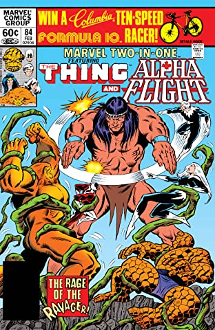 Marvel Two-In-One (1974-1983) #84