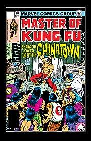 Master of Kung fu (1974-1983) #90