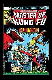 Master of Kung fu (1974-1983) #91