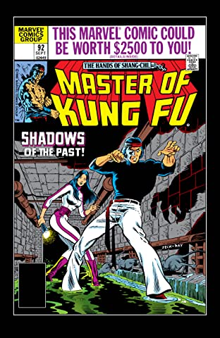 Master of Kung fu (1974-1983) #92