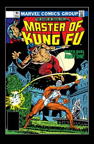 Master of Kung fu (1974-1983) #94