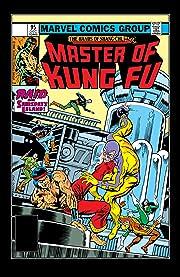 Master of Kung fu (1974-1983) #95