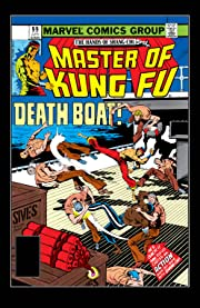 Master of Kung fu (1974-1983) #99