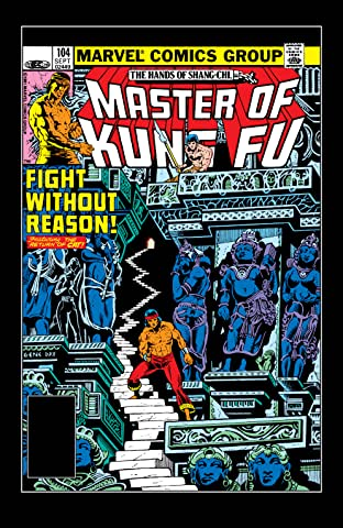 Master of Kung fu (1974-1983) #104