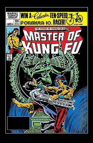 Master of Kung fu (1974-1983) #106