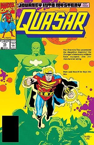 Quasar (1989-1994) #15