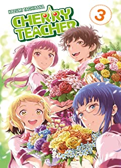 Cherry Teacher Tome 3