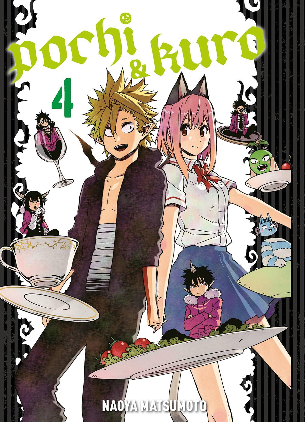 Pochi & Kuro Vol. 4