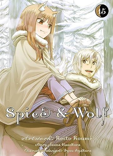 Spice & Wolf Vol. 15