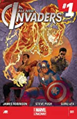 All-New Invaders (2014-) #1
