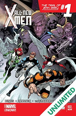 All-New X-Men (2012-2015) #22.NOW