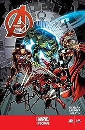 Avengers (2012-2015) #25