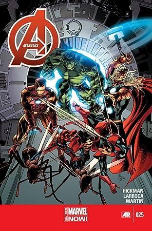 Avengers (2012-2015) No.25