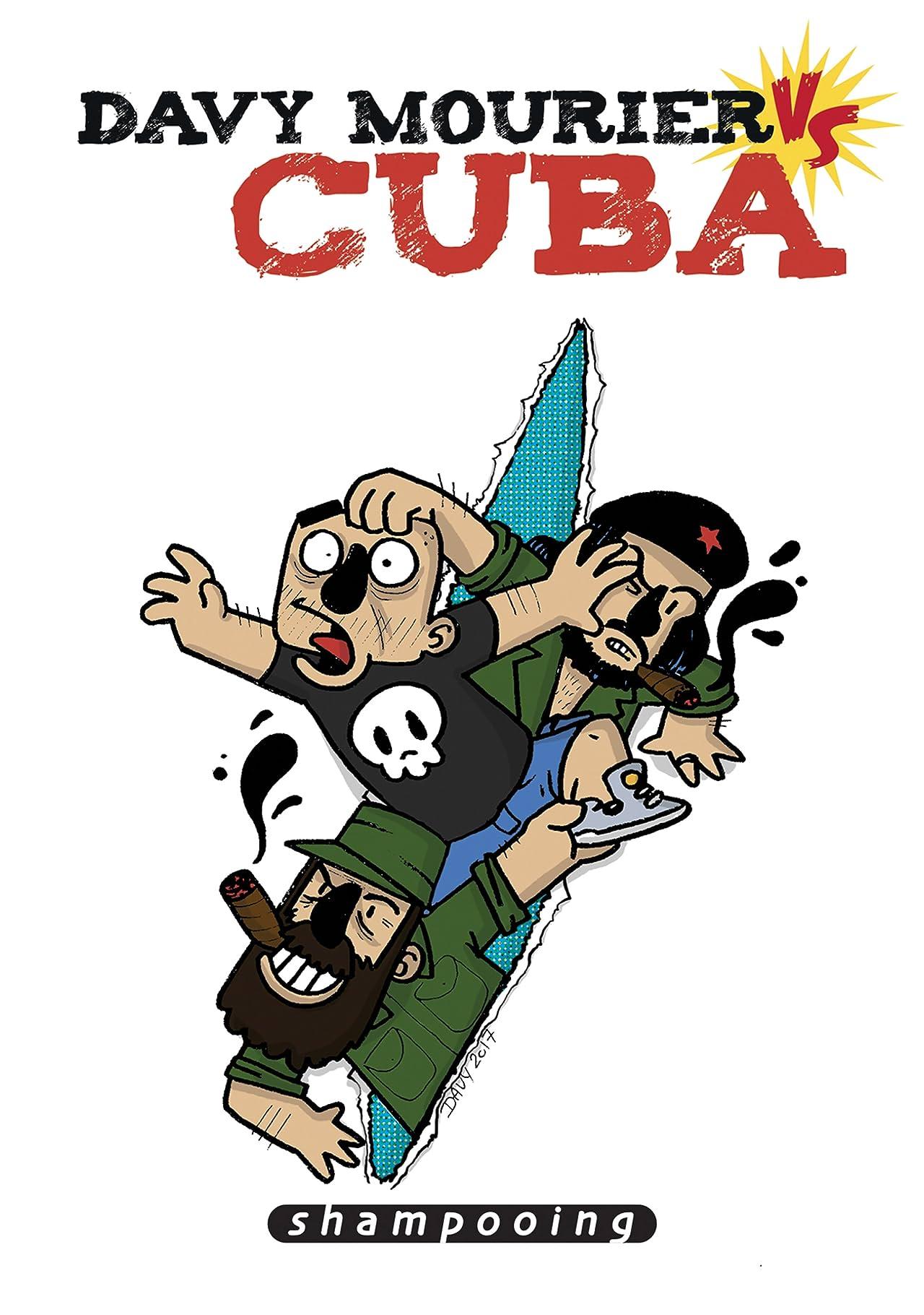 DAVY MOURIER VS Vol. 1: CUBA