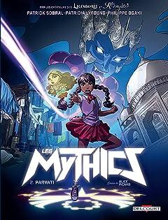 Les Mythics Vol. 2: Parvati