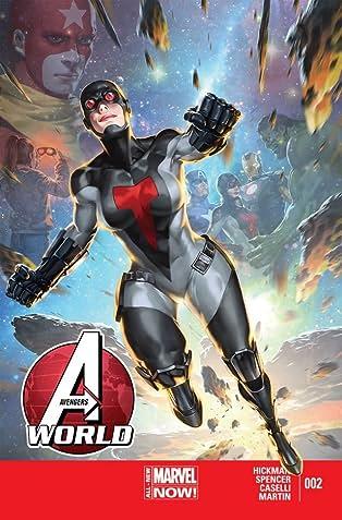 Avengers World (2014-2015) #2