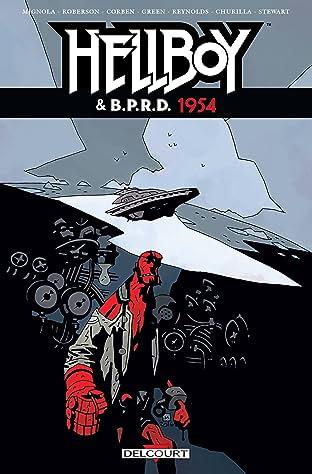 Hellboy & BPRD Tome 3: 1954