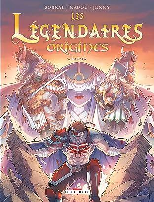 Les Légendaires – Origines Vol. 5: Razzia