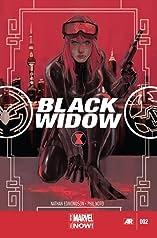 Black Widow (2014-) #2