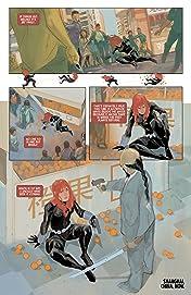 Black Widow (2014-2015) #2