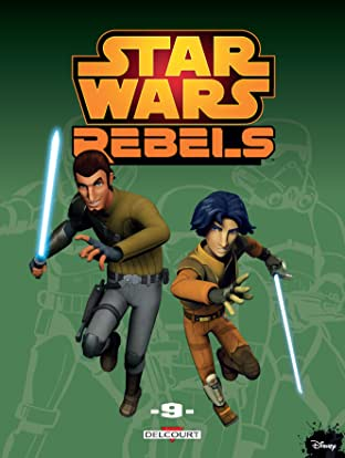 Star Wars – Rebels Vol. 9