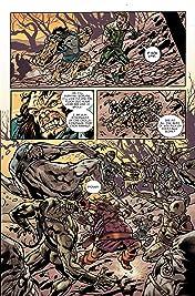 Warriors Three #2 (of 4)