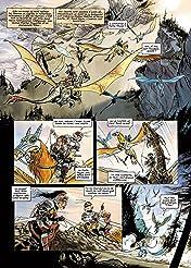 Legendes de Troy - Nuit Safran Tome 2: La Vengeance d'Albumen