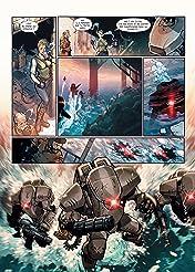 Ghost war Vol. 1: L'Aube rouge