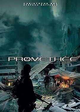 Prométhée Vol. 17: Le Spartiate
