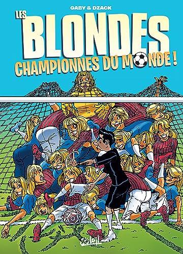 Les Blondes championnes du monde
