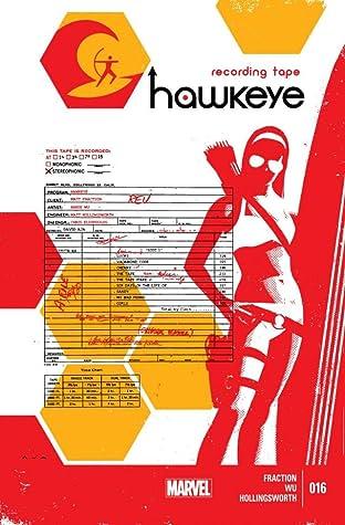 Hawkeye (2012-2015) No.16