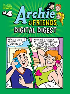 Archie & Friends Digital Digest No.4