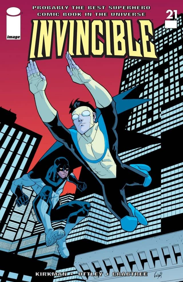Invincible No.21