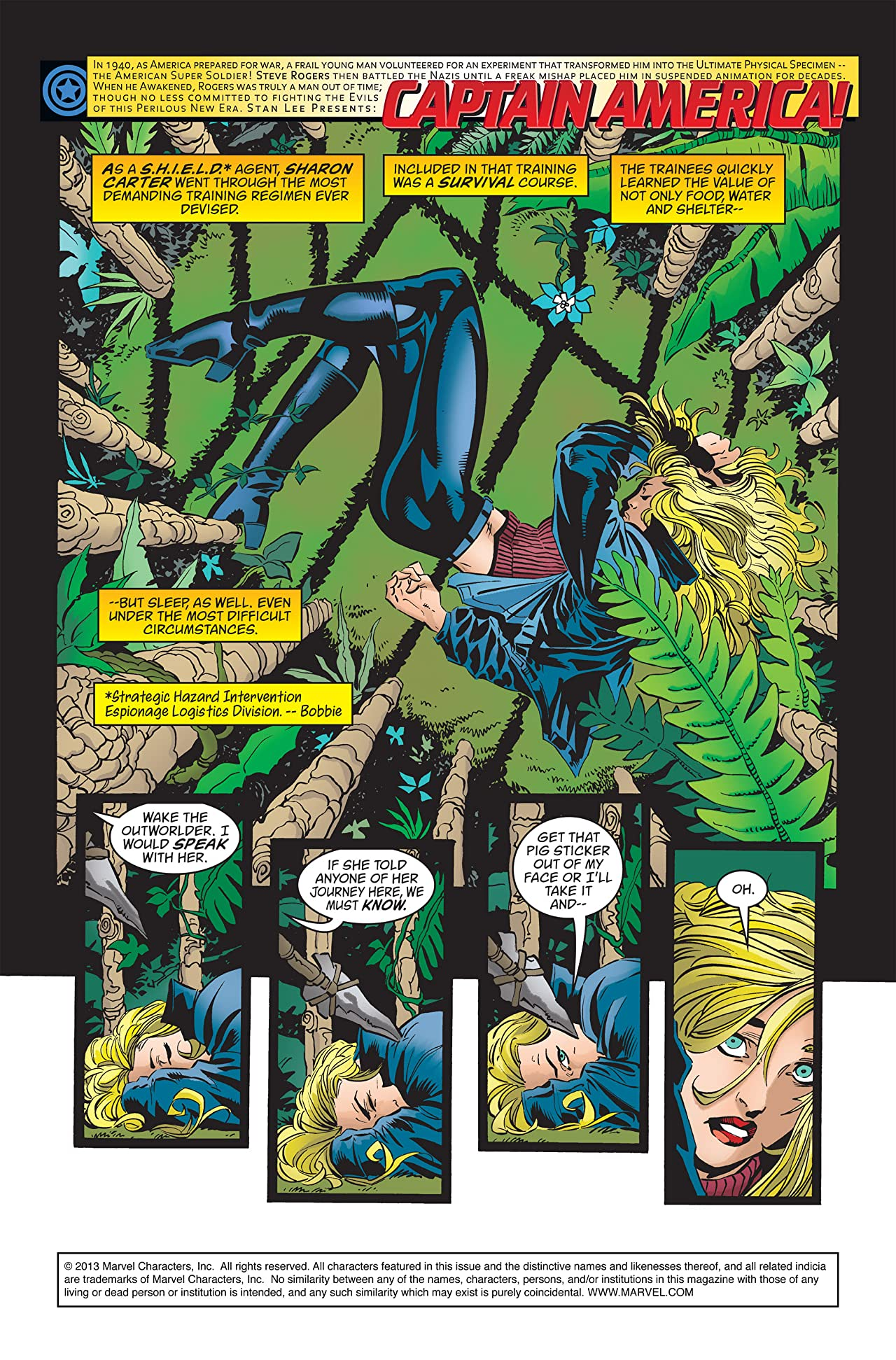 Captain America (1998-2002) #28