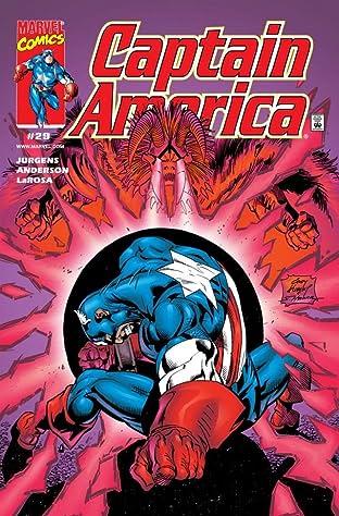 Captain America (1998-2002) #29