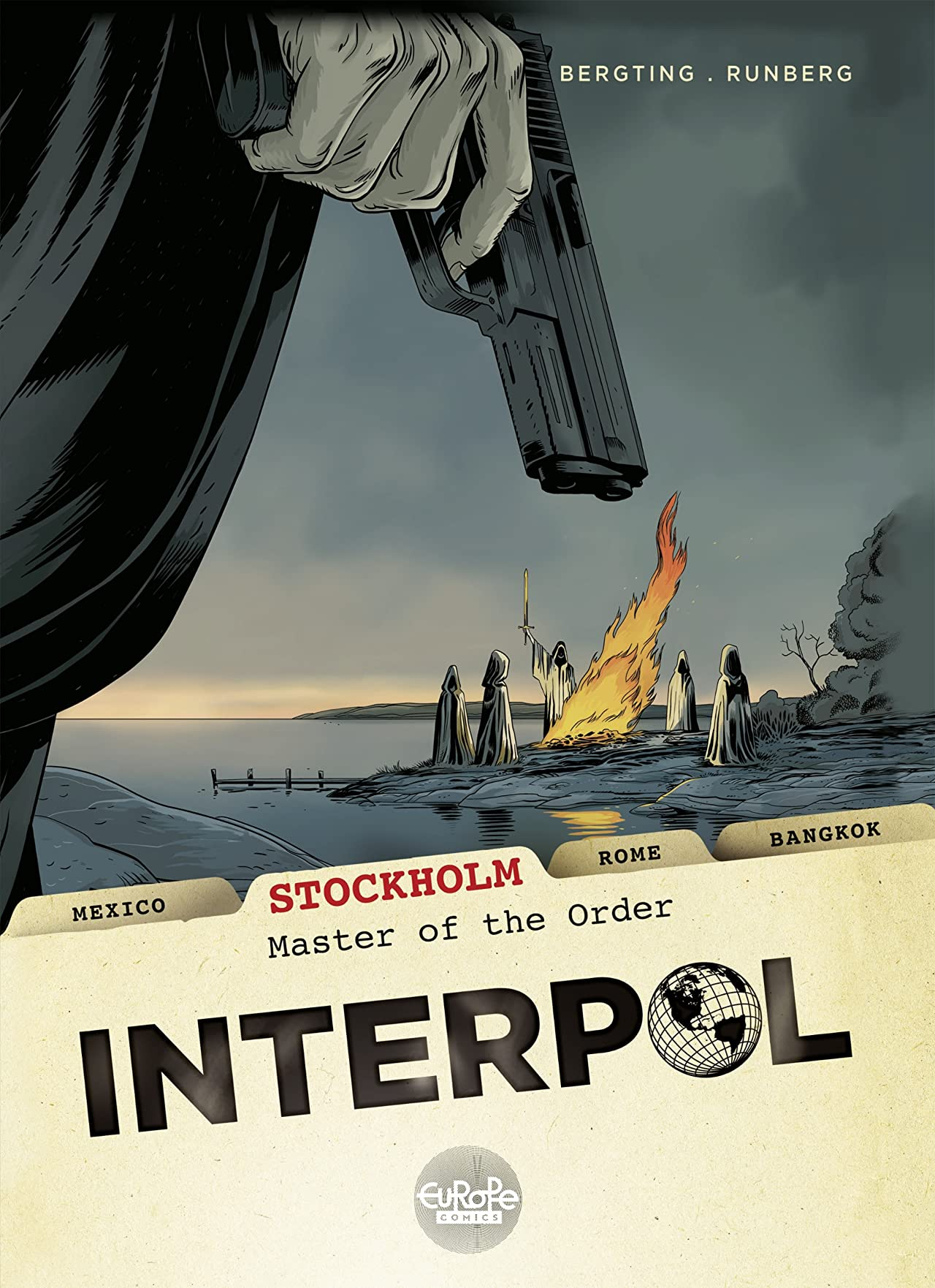 Agence Interpol Vol. 2