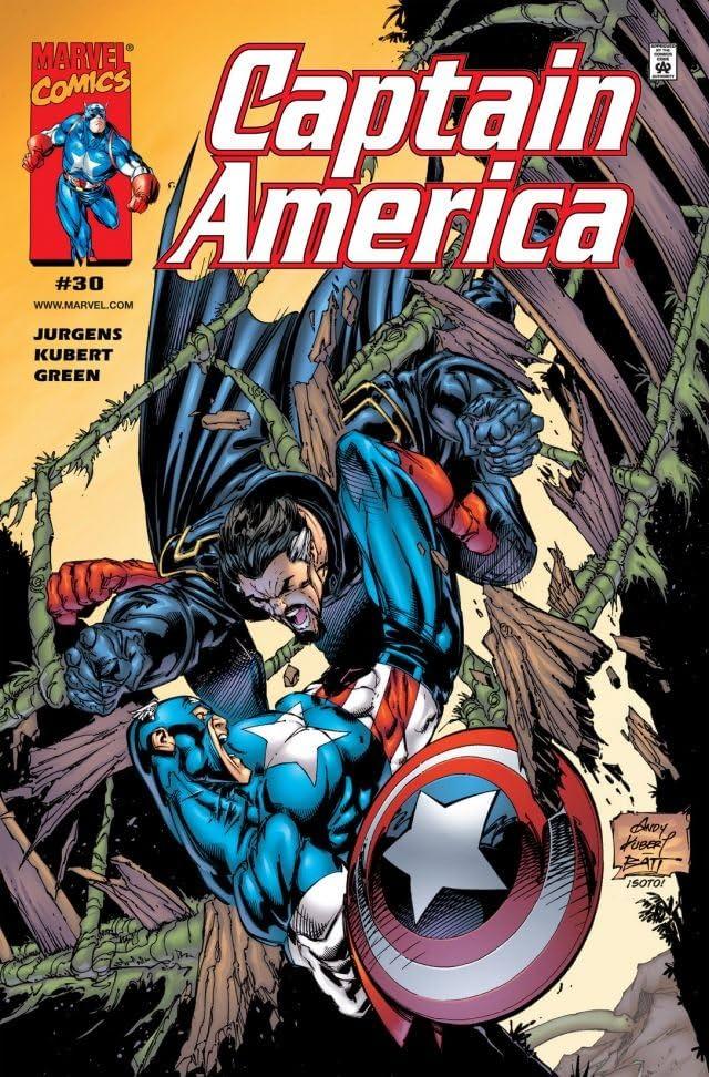 Captain America (1998-2002) #30