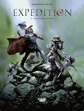 The Expedition Vol. 2: The Niangara Rebellion