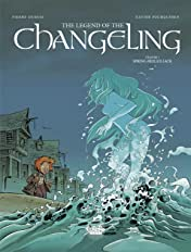 The Legend of Changeling Tome 3: Spring Heeled Jack