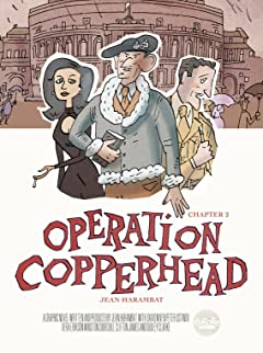 Operation Copperhead Vol. 2