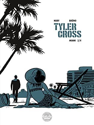 TYLER CROSS Vol. 8