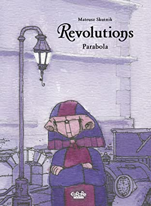 Revolutions Tome 1: Parabola