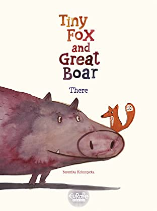 TINY FOX AND GREAT BOAR Tome 1: THERE