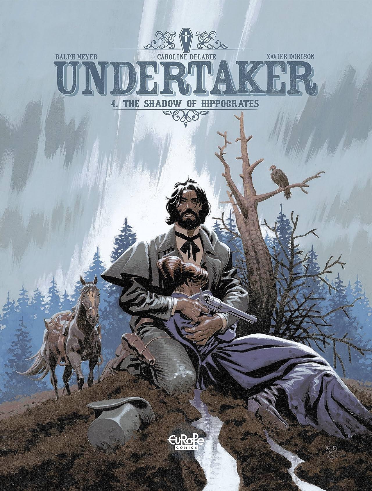 UNDERTAKER Vol. 4
