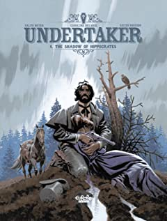 UNDERTAKER Tome 4