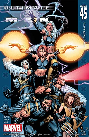 Ultimate X-Men #45