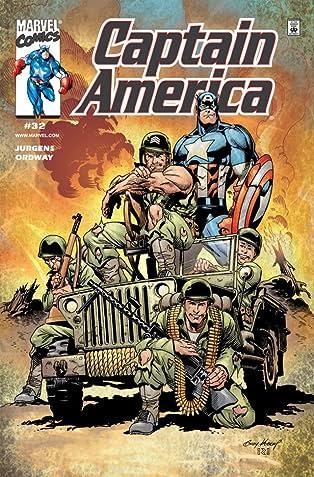 Captain America (1998-2002) #32