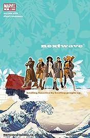 Nextwave: Agents of HATE #1